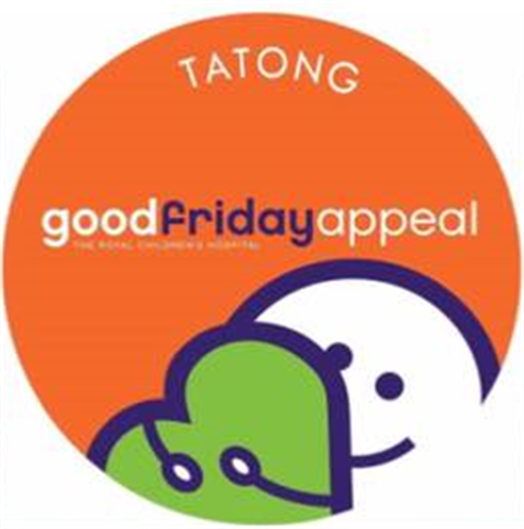 Tatong Good Friday Appeal