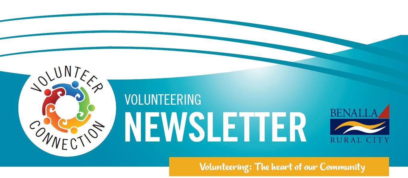 Volunteering Newsletter Header Image
