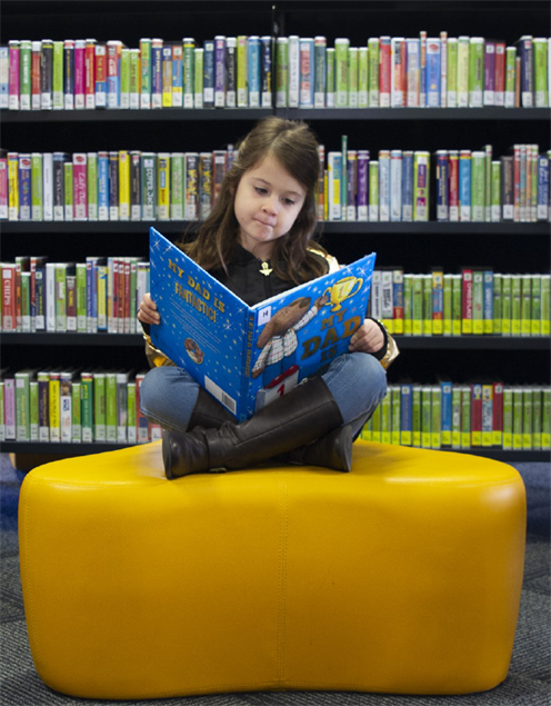 Benalla Camera Club photo - girl reading in library.PNG