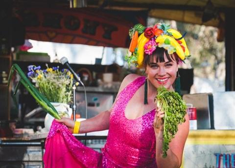 Benalla Festival entertainer