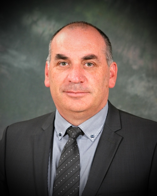 Image of Benalla Rural City Council's CEO, Dom Testoni