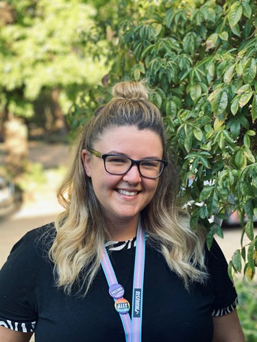Teegan Doyle - I'm a Youth Worker in town and have worked in Benalla for nearly five years. I have studied psychology, and have a background in social work. To me, respect means consistently treating others with fairness, kindness and with no judgement. It means implementing ways to promote equity and equality.